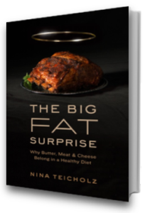 Meredith Engel, New York Daily News - Don't Fear Fat, Says Author of New Book, 'The Big Fat Surprise'