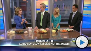 Author- Americans Being Fed Misinformation About Fatty Foods - Fox News Insider.clipular